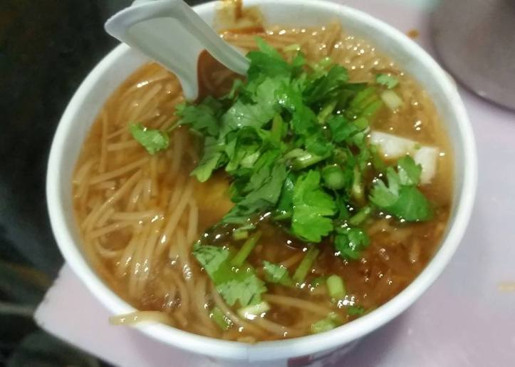 Taipei Noodle Bowl