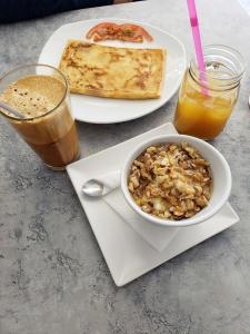 A Greek Breakfast